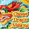 chiński smok mahjong